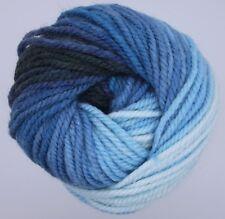 Sirdar Hayfield Spirit CHUNKY Self-Striping Rainbow Knitting Wool Yarn 100g