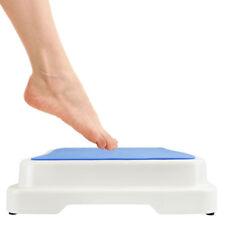 "Bath Step Extra Large Non Slip Foam & Plastic 4"" Four inch boost"