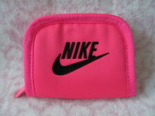 Nike Sportswear Mini Coin Wallet - Pink Flash/Black - New