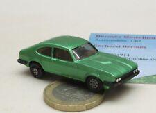 PKW111:  Ford Capri III 3,0 Ghia,    grün met.   (654)