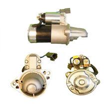 Se adapta a Nissan primera 2.0i 16 V 4x4 P10E motor de arranque 1991-1993 - 15073UK