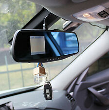 "2.4"" HD Night Vision Car DVR Rearview mirror Camera Video Recorder Dash Cam NEW"