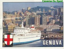 023 STADIUM & CITY GENOVA FIGURINE STICKER WORLD CUP ITALIA 90 PANINI