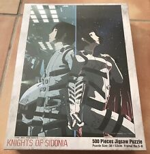 Knights Of Sidonia Jigsaw Puzzle [500 Pieces]