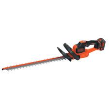 B&D hedge trimmer GTC18504PC lithium battery 18V-4.0Ah double action blades 50cm