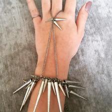 Spike Ring Bracelet Fashion Jewellery
