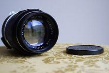 Obiettivo SOLIGOR 135mm f/3.5 Tele-Auto attacco Nikon pre AI
