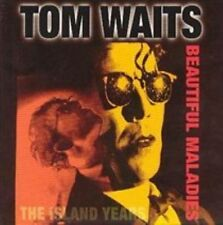 Beautiful Maladies: The Island Years by Tom Waits (CD, Jun-1998, Island (Label))