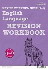 REVISE Edexcel GCSE English Language Revision Workbook: For the 9-1