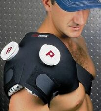 ProSeries 2202 Double Shoulder Compression Real Ice Therapy Wrap