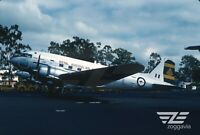 Original slide A65-86 Douglas C-47 Australian Air Force, 1981