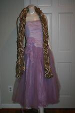 Disney Princess Rapunzel Deluxe Adult Costume Size 4 or 8