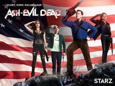 """107 The Evil Dead - Ash Vs Evil So1 2 3 Action Terror Movie Tv 18""""x14"""" Poster"""