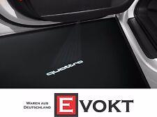 Audi LED Entrance lights quattro 4G0052130H Door entry lighting