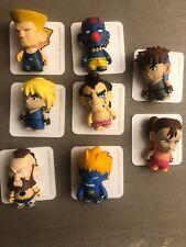 Kidrobot Street Fighter Lot Series 1 Ryu Ken Blanka Guile Dhalsim Zangief Honda