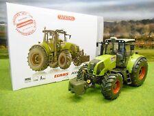Wiking Limited Edition fangoso Claas Axion 850 Tractor 1/32 7356 Nuevo