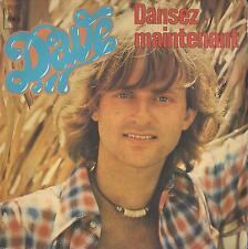 DISCO 45 Giri  Dave  - Dansez Maintenant / Dimanche Avec Toi