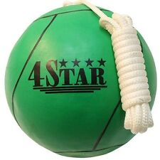 OFFICIAL TETHER BALL GREEN w/ ROPE INCLUDED Outdoor Sports Playground Tetherball