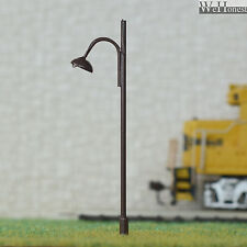 5 x OO / HO Scale Led Street Light Model Train Railroad path Lamp post #748BR