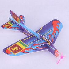 Stretch Flying Glider Planes Aeroplane Children Kids Toys Game Cheap Gift^~^