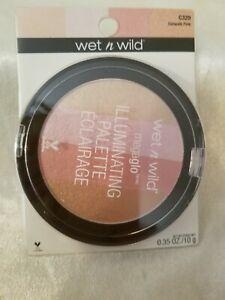 Wet n Wild Megaglo Illuminating Palette C320 Catwalk Pink