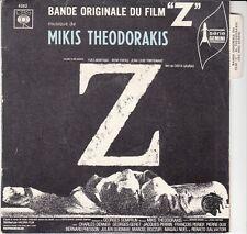 45 T SP B.O.F (O.S.T) *Z* (MIKIS THEODORAKIS)