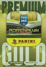 Panini Adrenalyn XL FIFA 365 2020 Premium Gold 200 Coins Limited Edition