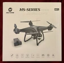 Holy Stone HS100 Drone GPS 1080p FHD Camera FPV Altitude Hold Follow Me RTH