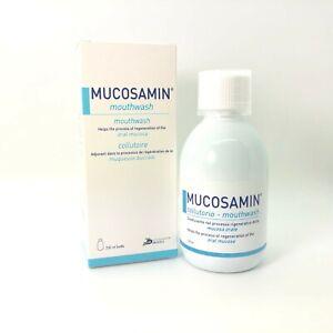 Mucosamin Oral Mouthwash Treatment for Mucositis - 250mL Bottle