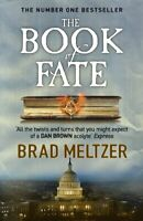 The Book of Fate By Brad Meltzer. 9780340825068
