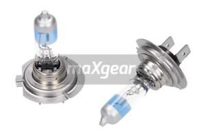 MAXGEAR Halogenlampen Paar 2x Clear / Xenon 35 - 65 W  H1 H4 H7 H11 12V