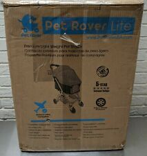 Hpz Pet Rover Lite Premium Light-Weight Dog/Cat/Pet Stroller Travel Carriage Red