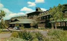 Fred Harvey Postcard Hotel El Tovar, Grand Canyon National Park - circa 1950s