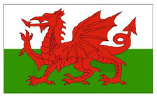 Special Offer....5ft X 3ft Wales Welsh Dragon National Flag
