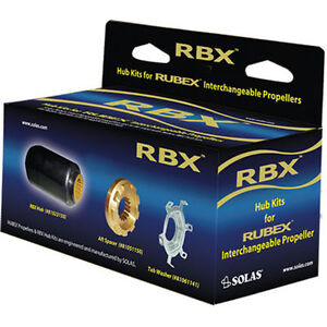 Solas RUBEX RBX-115 Hub Kit Suzuki 50-65hp