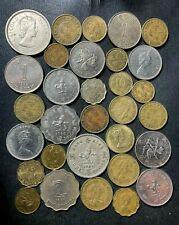 Old Hong Kong Coin Lot - 1949-PRESENT - 31 OLDER Coins - Lot #F22