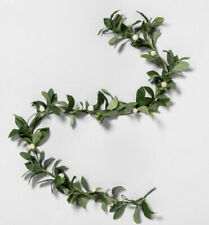 """Hearth & Hand with Magnolia 72"""" Faux Thistle Garland - Autumn, Winter Runner"""