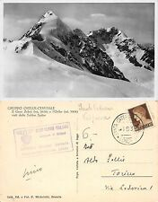 Gruppo Ortler-Cevedale Suldenspitze TIMBRO CAI VG. S.CATERINA VALFURVA(S-L 113)