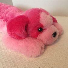 "Ty Classics Pink Dog 2011 Yodeler 22"" Large St Bernard Puppy Plush Stuffed Toy"