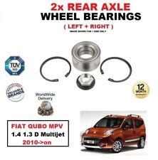 für FIAT QUBO MPV 1.4 1.3 D Multijet 2010- > nach hinten links rechts Rad