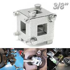 "Disc Rear Brake Piston Caliper Wind Back Cube 3/8"" Drive Tool Calliper Adaptor"