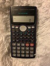 Casio FX-100MS Non-Programmable Scientific Calculator, 300 Functions