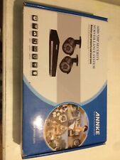 ANNKE 4 Channel 720P HD Security DVR Video Recorder- 1TB HDD