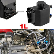 Aluminum 1L Water Coolant Overflow Recovery Tank For Car Truck Accessories