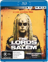 The Lords of Salem (Blu-ray) NEW/SEALED