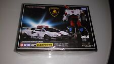 Transformers Masterpiece MP14C Clamp Down MISB with COIN