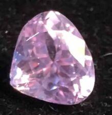 2.85 CT Natural Pear Pink Patroke Kunzite