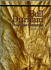 BULL DURHAM Smoking Tobacco History ~ Blackwell Company ~ SIGNED COPY