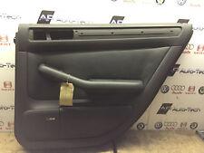 Door Card Leather, O/S Rear - Loom, Bose Speaker, Tweeter - Audi RS6 C5