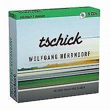 Tschick - Hörbuch 6 CDs von Wolfgang Herrndorf   Buch   Zustand sehr gut